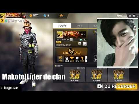 Rostros Del Clan RealTheGamer |Primer Video