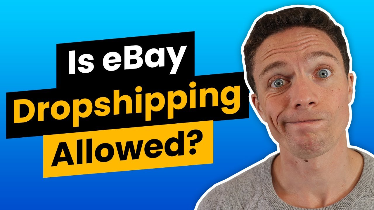 How to start eBay Dropshipping Without Being Banned!