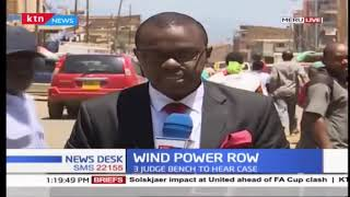 Residents in Turkana want land allocated to Turkana Wind  Power revoked