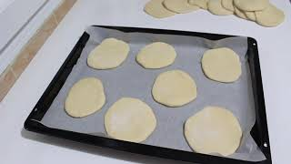 Bu Tariften Sonra Marketten Hamburger Ekmeği Almaya Son 💯Ev Yapımı Hanburger ekmeği