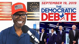 ABL  Democratic Debate on ABC in Houston, Texas! (ABL LIVE) 9/12/19