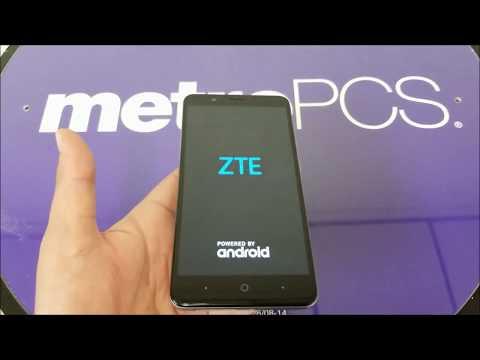 ZTE Blade ZMAX How Remove Frozen Screen