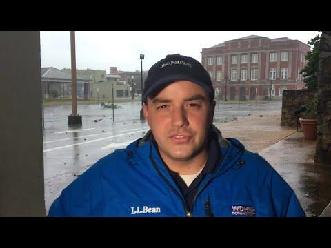 Hurricane Michael now targeting Dothan, Alabama