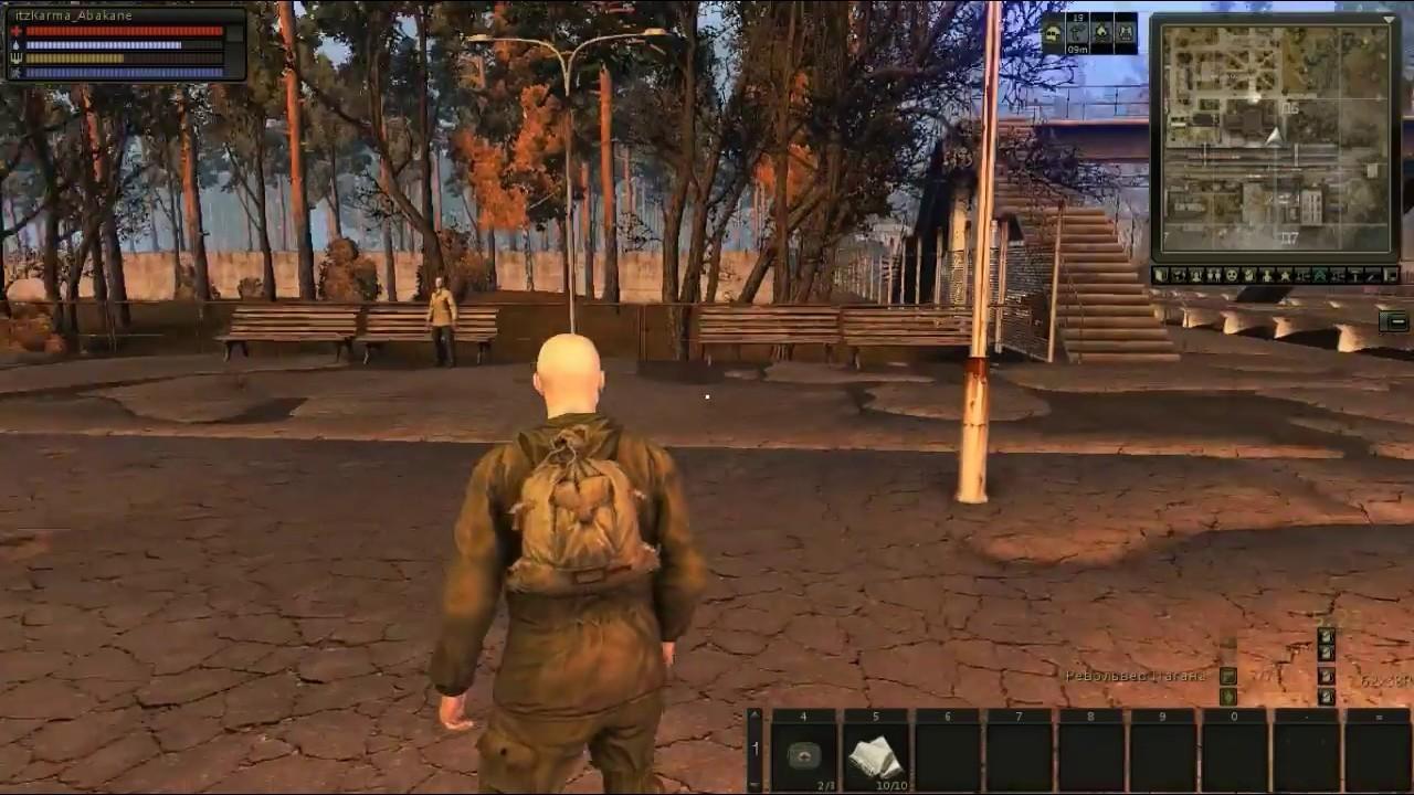 stalker online game