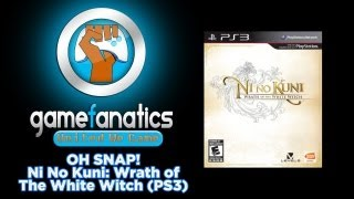Oh Snap! Ni No Kuni: Wrath of The White Witch (PS3)