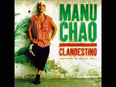 Клип Manu Chao - Minha Galera