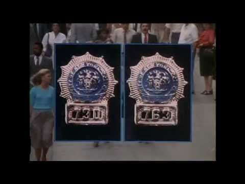 Cagney and Lacey Theme Intro  (HD)