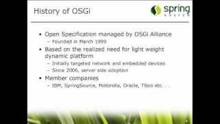 OSGi Training