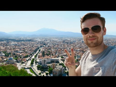 PRIZREN, KOSOVO 🇽🇰 INCREDIBLE FORTRESS VIEWS & MOSQUE VISIT