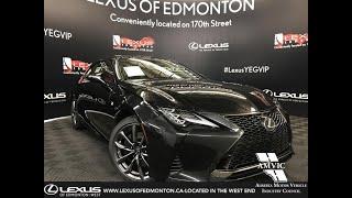 2019 Lexus RC 350 Review