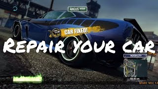 Repair your car Achievement Guide (Burnout Paradise Remastered)