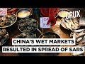 US Lawmakers Urge China To Shut Down Its Wet Markets