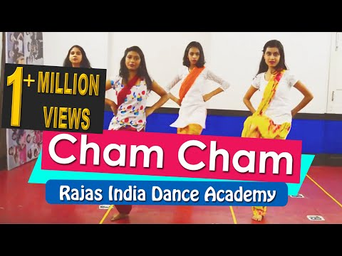Cham Cham | Dance Choreography | Basic Steps | Wedding Dance | BAAGHI |