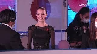 Показательное выступление Анны Щербаковой