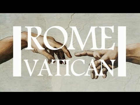 MY TRIP TO ROME & VATICAN | 2009