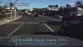 More Shitty Careless Impatient Queensland Drivers