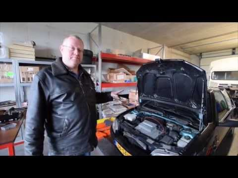 Clever EV Conversion Upgrade Original Electric Peugeot 106 with Lithium