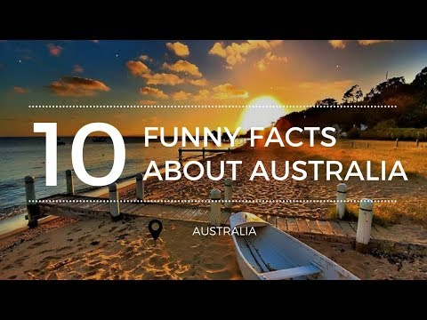 Funny Facts About Australia