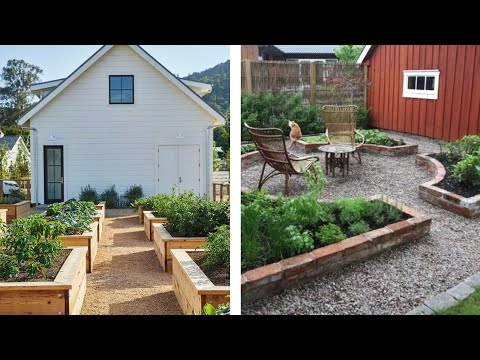 How to Design Cool, Functional Raised Garden Beds
