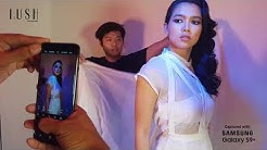 LUSH' April Issue Cover Shoot's BTS | 6things you need to know about Aye Myat Thu