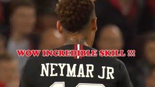 Neymar Jr Incredible Good Skills Show in Football