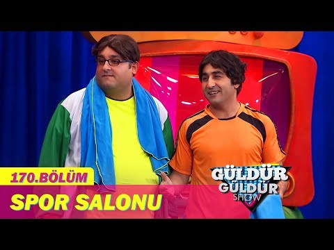 Güldür Güldür Show 170.Bölüm - Spor Salonu