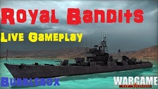 Wargame: Red Dragon 10v10 with the Royal Bandits on Teamspeak