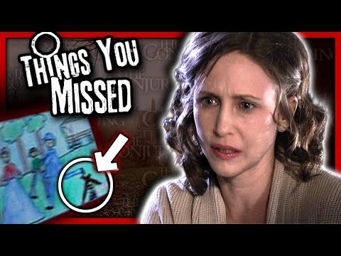 29 Things You Missed™ in The Conjuring (2013)