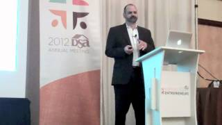 Direct Selling Association Annual Meeting 2012 Making Mobile Work | Momentum Factor