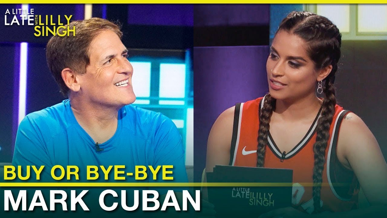 Buy or Bye-Bye with Mark Cuban