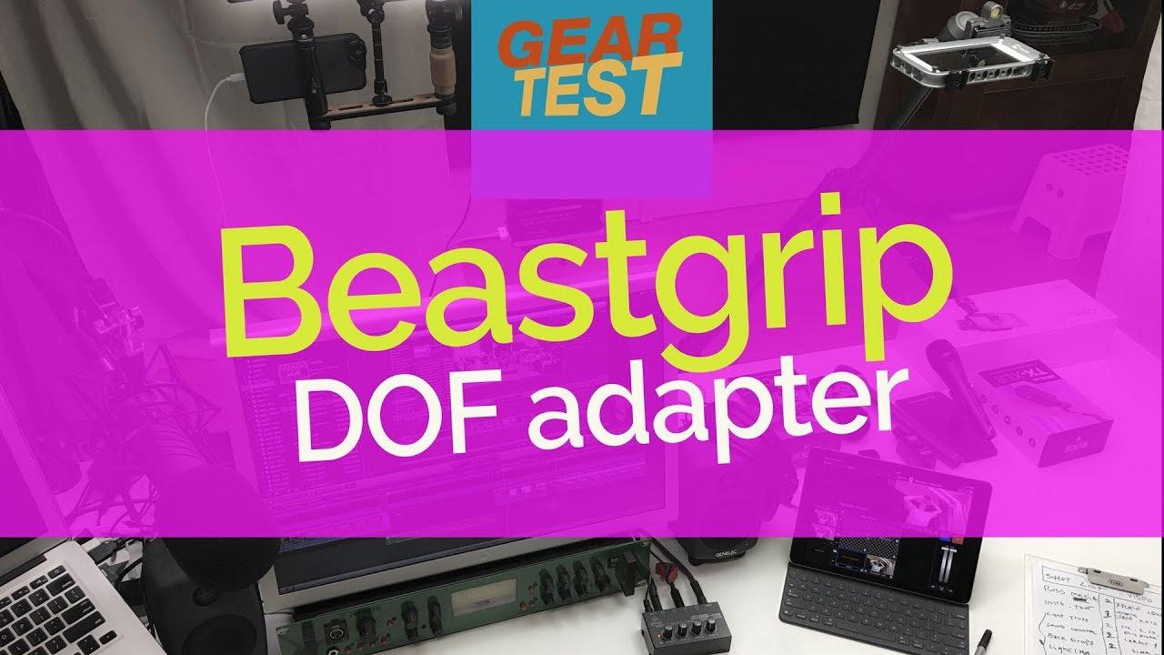 big sale 9403c 0b2d4 #GearTest - Beastgrip DOF adapter, Nikon 85mm lens and iPhone