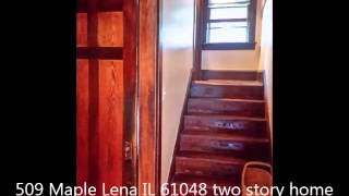 509 Maple Lena, Il 61018