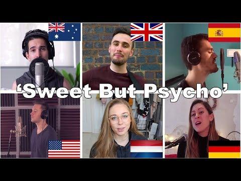 Who Sang It Better: Sweet But Psycho (Germany, UK, Netherlands, Australia, USA, Spain)