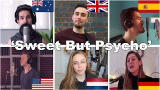 Who Sang It Better: Sweet But Psycho (Germany, UK, Netherlands, Australia, USA, Spain)