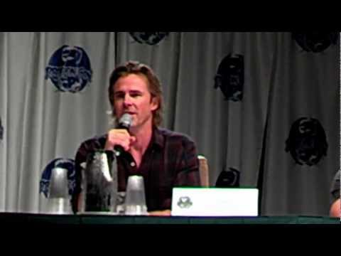 True Blood: Sam Trammell talks about couch