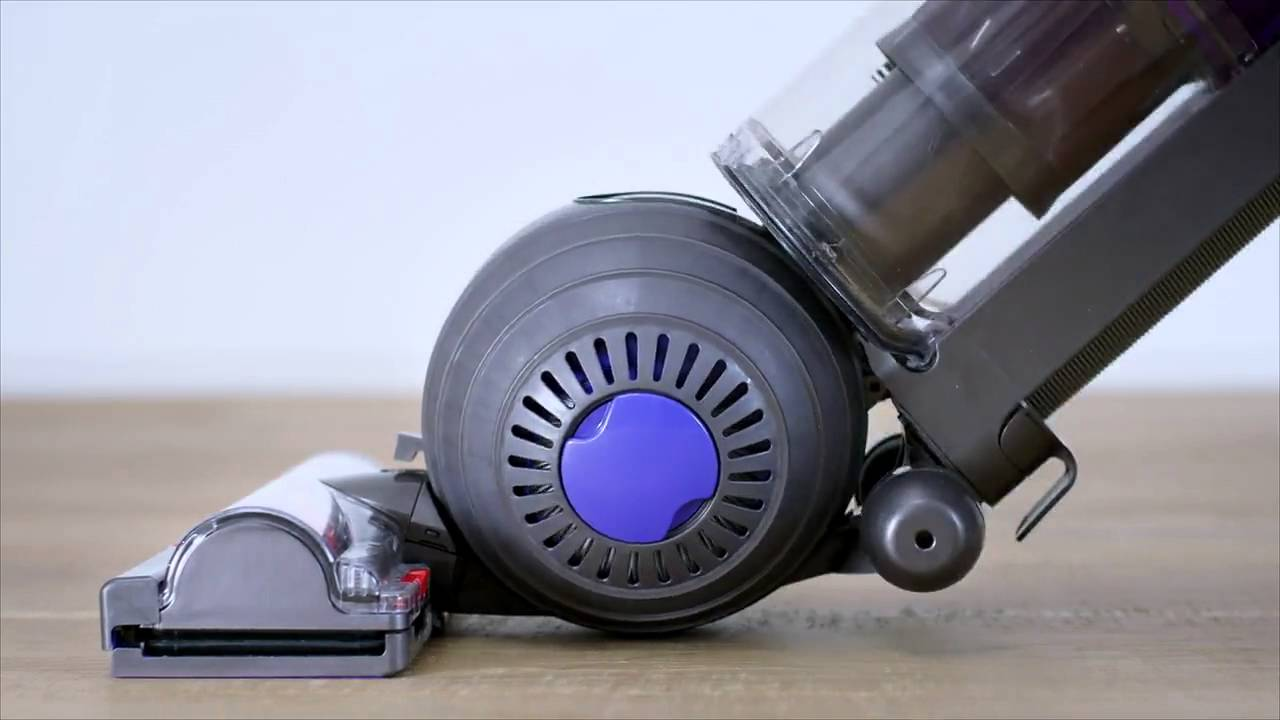 new dyson small ball compact vacuum official dyson video youtube