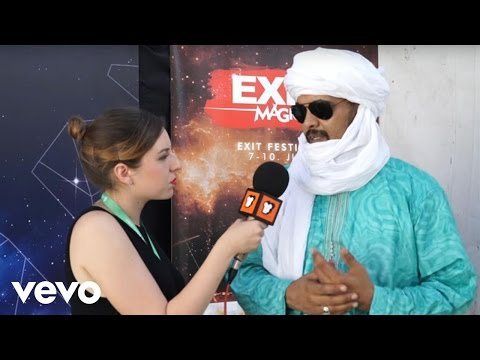 Tinariwen - On Exit Festival 2016 And Their Musical Style| Exit 2016 | Toazted
