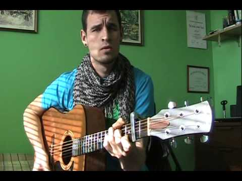 Green Eyes - Coldplay (Hey Alexander Cover with Chords!) - YouTube