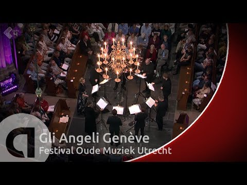 Josquin: Missa Malheur me bat - Gli Angeli Genève led by Macleod - Utrecht Early Music Festival