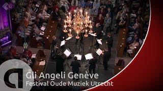 Josquin: Missa Malheur me bat - Gli Angeli Genève led by Macleod - Utrecht Early Music Festival