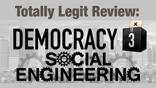 Democracy 3 DLC Social Engineering Review