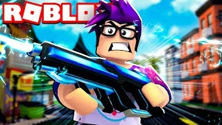 THE MOST POWERFUL WEAPONS IN MAD CITY!... (Roblox Mad City)