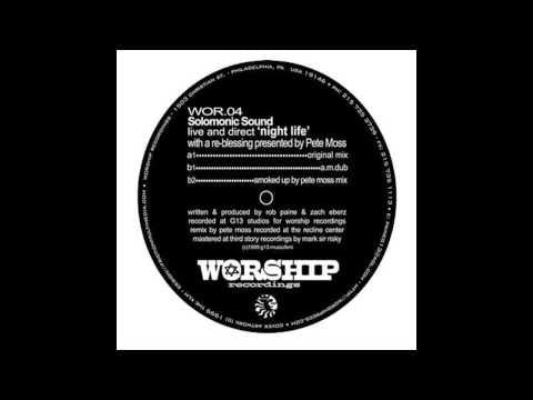 Solomonic Sound- Night Life (Original Mix)
