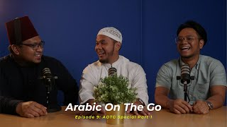 Arabic On The Go * Episode 9 - Part 1
