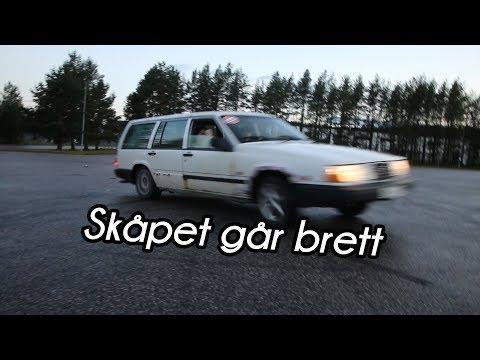 SKÅPET GÅR BRETT | VLOGG #278