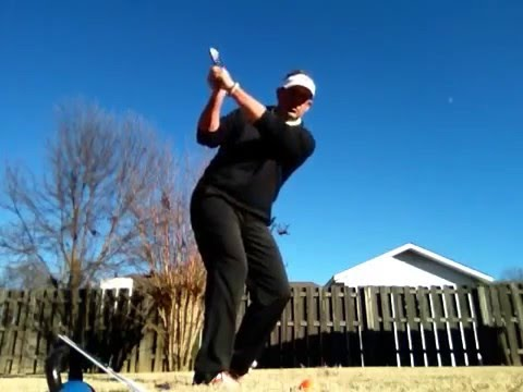 Understanding Rooting and Finding Your Center In The Golf Swing