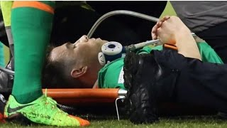 Everton's Seamus Coleman Suffers Horrific Leg Break!!! | MLR Daily