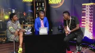 THE NIGHT SHOW - Akpororo Pt 1  Wazobia TV