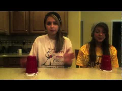Cupswhen Im Gone Cover Karin And Laikyn YouTube