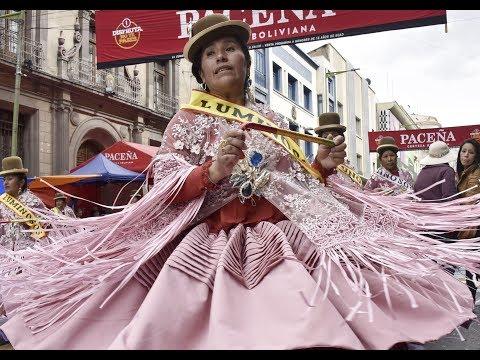 انطلاق مهرجان سيد القوة العظمى في بوليفيا  - نشر قبل 46 دقيقة